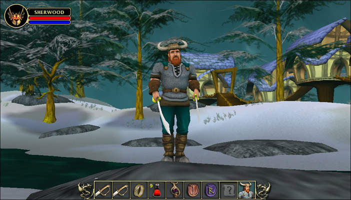 Free Mmorpg At Sherwooddungeon Com Free Massive Multiplayer Online
